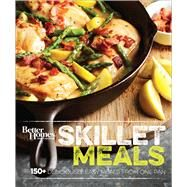 Better Homes and Gardens Skillet Meals by Better Homes and Gardens Books, 9780544800878