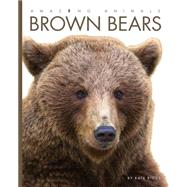 Brown Bears by Riggs, Kate, 9781628320879