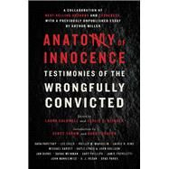 Anatomy of Innocence by Caldwell, Laura; Klinger, Leslie S.; Turow, Scott; Scheck, Barry, 9781631490880