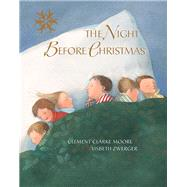 The Night Before Christmas by Moore, Clemens Clarke; Zwerger, Lisbeth, 9789888240883