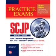 OCP Java SE 6 Programmer Practice Exams (Exam 310-065) by Bates, Bert; Sierra, Kathy, 9780072260885