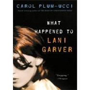 What Happened to Lani Garver by Plum-Ucci, Carol, 9780152050887