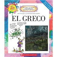 El Greco by Venezia, Mike, 9780531220887