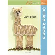 Quilled Animals by Boden, Diane, 9781782210887