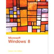 New Perspectives on Microsoft Windows 8, Introductory by Parsons, June Jamrich; Oja, Dan; Ruffolo, Lisa, 9781285080888