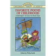 Favorite Poems of Childhood by Smith, Philip, 9780486270890