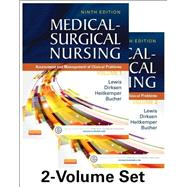 Medical-surgical Nursing: Assessment and Management of Clinical Problems by Lewis, Sharon L., RN, Ph.D., 9780323100892