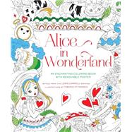 Alice in Wonderland Coloring Book by Attanasio, Fabiana, 9781454920892