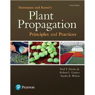 Hartmann & Kester's Plant Propagation Principles and Practices by Davies, Fred T., Jr.; Geneve, Robert L.; Wilson, Sandra B.; Hartmann, Hudson T.; Kester, Dale E., 9780134480893