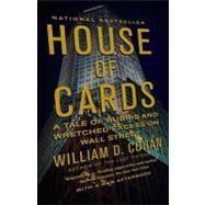 House of Cards by COHAN, WILLIAM D., 9780767930895