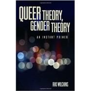 Queer Theory, Gender Theory by Riki Wilchins, 9781626010895
