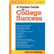 A Pocket Guide to College Success by Shushan, Jamie, 9781319030896