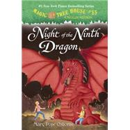 Night of the Ninth Dragon by OSBORNE, MARY POPEMURDOCCA, SAL, 9780553510898