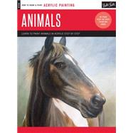 Acrylic - Animals by Watts, Toni; Lawrence, Rod; Tugwell, Kate, 9781633220898
