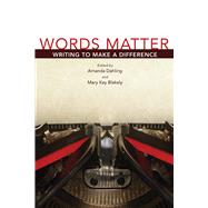 Words Matter by Blakely, Mary Kay; Dahling, Amanda, 9780826220899