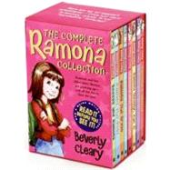 The Complete Ramona Collection by Cleary, Beverly; Dockray, Tracy, 9780061960901