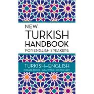 New Turkish Handbook for English Speakers by Milet Publishing, 9781785080906
