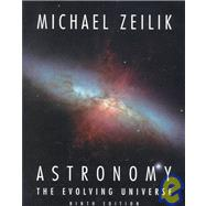 Astronomy : The Evolving Universe by Michael Zeilik, 9780521800907