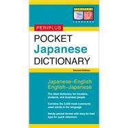 Periplus Pocket Japanese Dictionary : Japanese-English English-Japanese Second Edition at Biggerbooks.com