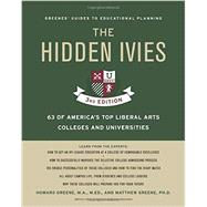 The Hidden Ivies by Greene, Howard; Greene, Matthew W., 9780062420909