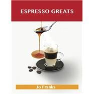 Espresso Greats by Franks, Jo, 9781486460915