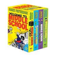 Middle School Boxed Set by Patterson, James; Tebbetts, Chris; Park, Laura; Papademetriou, Lisa; Swaab, Neil, 9780316250917