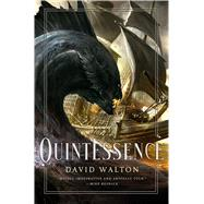 Quintessence by Walton, David, 9780765330918