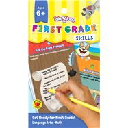 My Take-along Tablet First Grade Skills by Brighter Child; Carson-Dellosa Publishing Company, Inc., 9781483840918