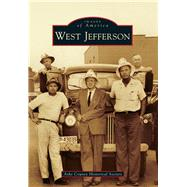 West Jefferson by Ashe County Historical Society, 9781467120920