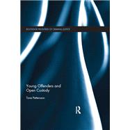 Young Offenders and Open Custody by Pettersson; Tove, 9781138120921
