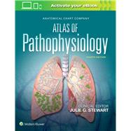 Anatomical Chart Company Atlas of Pathophysiology by Stewart, Julie, 9781496370921