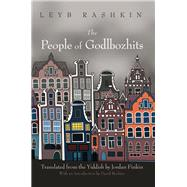 The People of Godlbozhits by Rashkin, Leyb; Finkin, Jordan; Rechter, David, 9780815610922