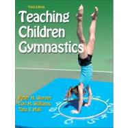 Teaching Children Gymnastics by Werner, 9781450410922