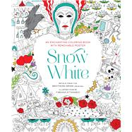 Snow White Coloring Book by Attanasio, Fabiana, 9781454920922