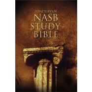 Zondervan NASB Study Bible by , 9780310910923