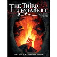 The Third Testament (Book IV): The Day of the Raven by DORISON, XAVIERALICE, ALEX, 9781782760924