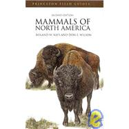Mammals of North America by Kays, Roland W., 9780691140926