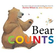 Bear Counts by Wilson, Karma; Chapman, Jane, 9781442480926