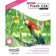 Foundation Flash CS4 for Designers by Green, Tom, 9781430210931