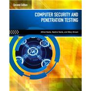 Computer Security and Penetration Testing by Basta, 9780840020932