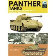 Panther Tanks by Oliver, Dennis, 9781526710932