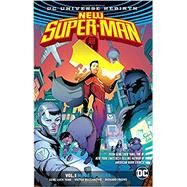New Super-Man Vol. 1: Made In China (Rebirth) by YANG, GENE LUENBOGDANOVIC, VIKTOR, 9781401270933