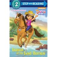 Island of the Lost Horses (Dora and Friends) by DEPKEN, KRISTEN L.AIKINS, DAVID, 9780553520934