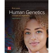 HUMAN GENETICS by Unknown, 9781259700934