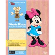 Walt Disney Minnie Mouse Book and Model Set by Greenberg, Eden, 9781682980934