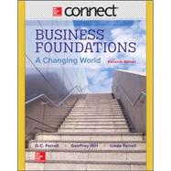 Courseware Connect with LearnSmart for Ferrell: Business Fundamentals: A Changing World, 11e by Ferrell, O.C. ; Hirt, Geoffrey ; Ferrell, Linda, 9781260040937