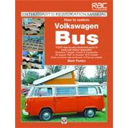 How to Restore Volkswagen Bus by Paxton, Mark, 9781845840938