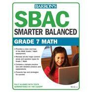 Smarter Balanced Math, Grade 7 by Lu, Wendy, 9781438010939