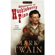 Adventures of Huckleberry Finn by Twain, Mark, 9780451530943
