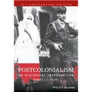 Postcolonialism by Young, Robert J. C., 9781405120944